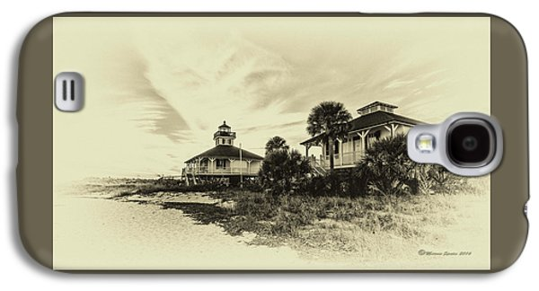 Lighthouse Boca Grande Galaxy S4 Case by Marvin Spates