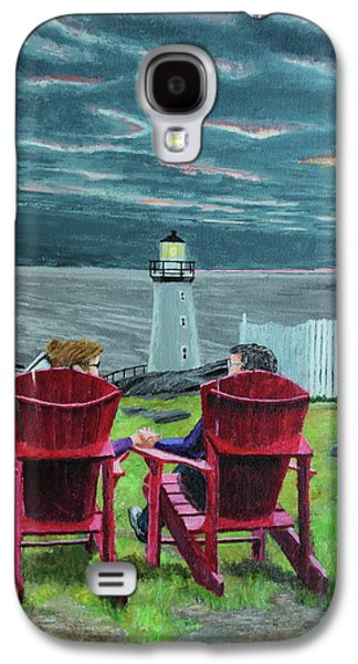 Lighthouse Lovers Galaxy S4 Case