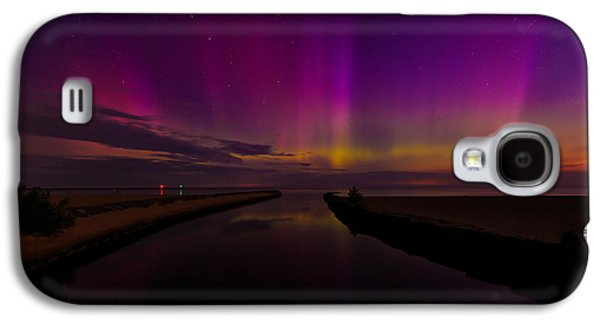 Lights On The Lake Galaxy S4 Case by Everet Regal