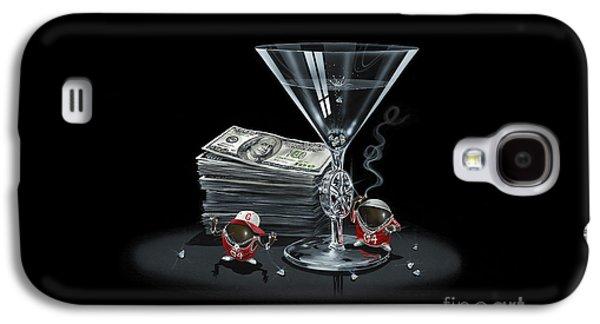 Like A G Galaxy S4 Case by Michael Godard