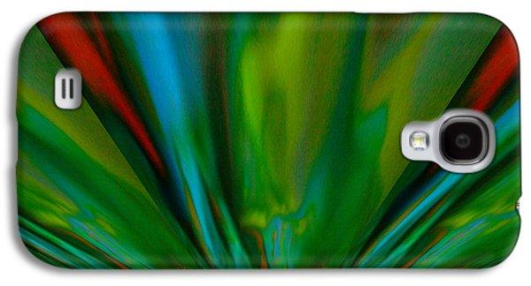 Like Rays Gliding Across The Sky Galaxy S4 Case