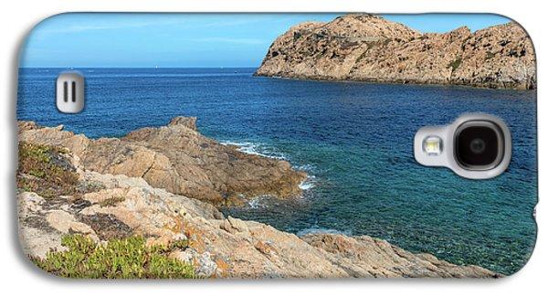 L'ile Rousse In Corsica Galaxy S4 Case