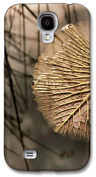 Lily Pond Zen Galaxy S4 Case by Jessica Jenney