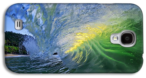 Limelight Galaxy S4 Case by Sean Davey