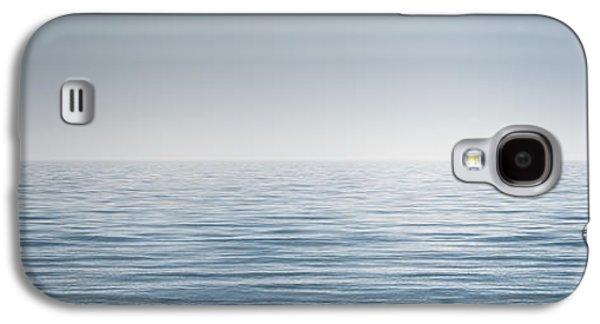 Minimalist Galaxy S4 Case - Limitless by Scott Norris