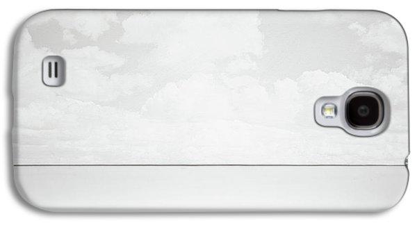 Minimalist Galaxy S4 Case - Line Of Sight by Scott Norris