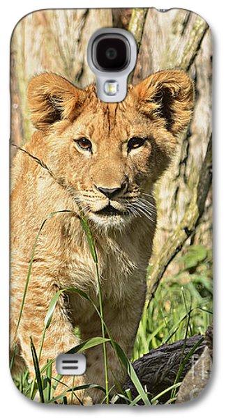 Lion Cub 2 Galaxy S4 Case