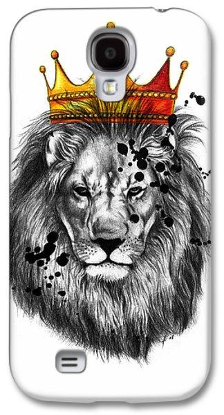 Lion King  Galaxy S4 Case