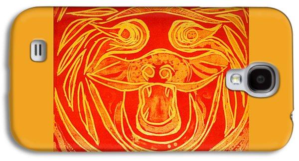 Lion Mask Galaxy S4 Case