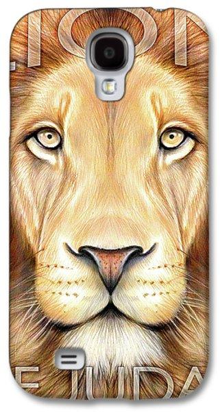 Lion Of Judah Galaxy S4 Case by Greg Joens