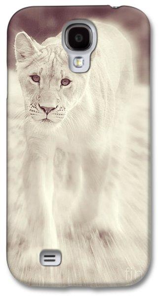 Lion Spirit Animal Galaxy S4 Case