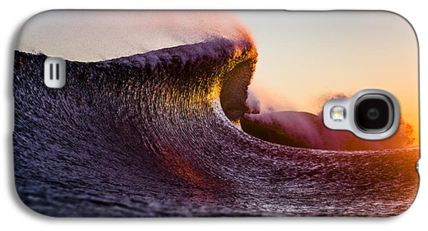 Liquid Sculpture Galaxy S4 Case by Ryan Moore
