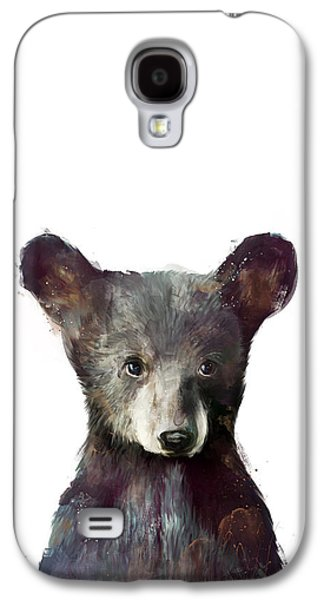 Little Bear Galaxy S4 Case by Amy Hamilton