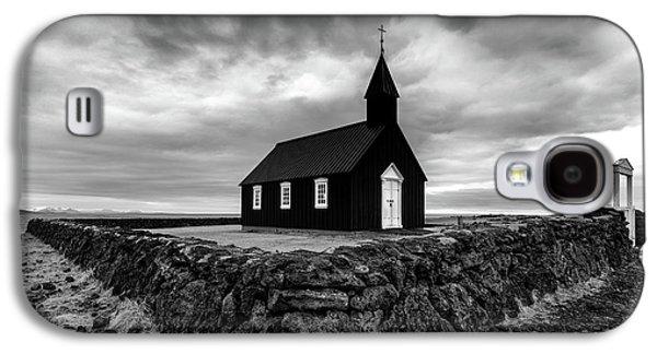 Little Black Church 2 Galaxy S4 Case