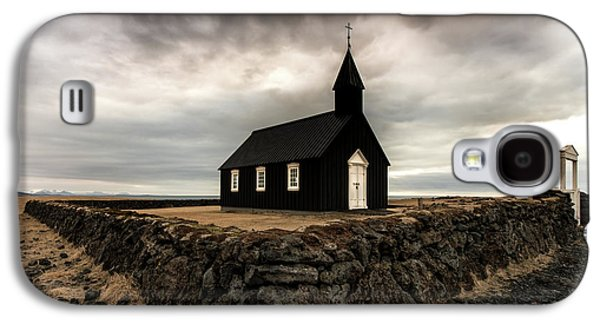 Little Black Church Galaxy S4 Case