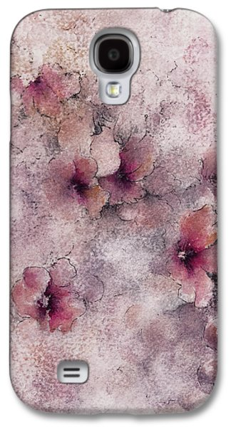 Little Blossoms Galaxy S4 Case by Rachel Christine Nowicki