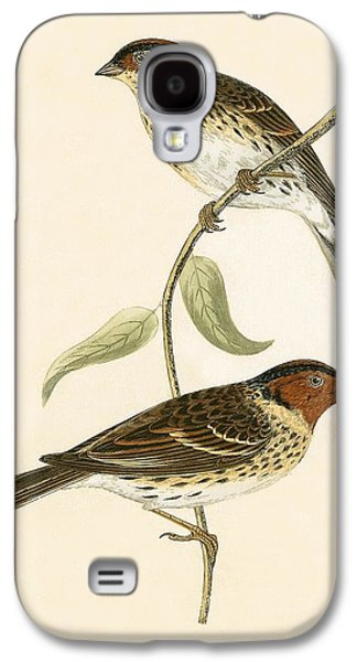 Little Bunting Galaxy S4 Case