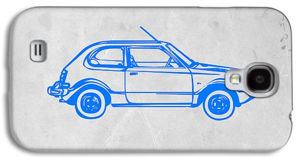 Little Car Galaxy S4 Case by Naxart Studio