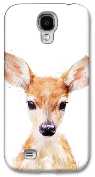 Galaxy S4 Case - Little Deer by Amy Hamilton