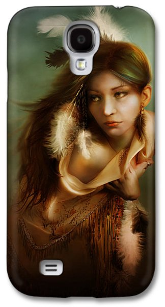 Little Dove Galaxy S4 Case by Mary Hood