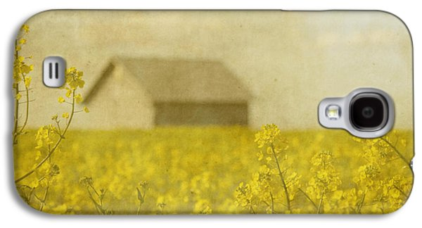 Little House On The Prairie Galaxy S4 Case by Rebecca Cozart
