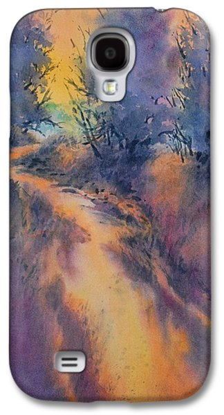 Little Joshua Creek No 3 Galaxy S4 Case by Virgil Carter