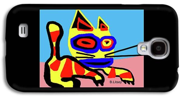 Little Kitty Galaxy S4 Case