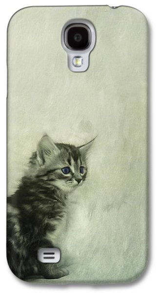 Little Kitty Galaxy S4 Case