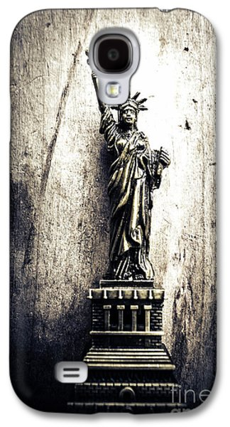 Little Lady Of Vintage Usa Galaxy S4 Case by Jorgo Photography - Wall Art Gallery