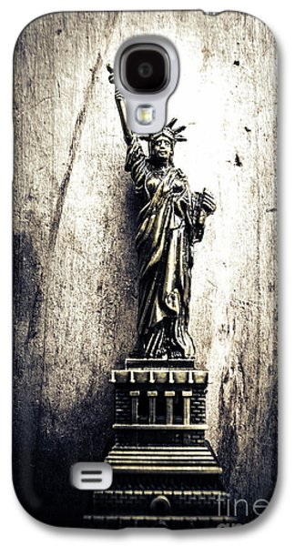 Little Lady Of Vintage Usa Galaxy S4 Case