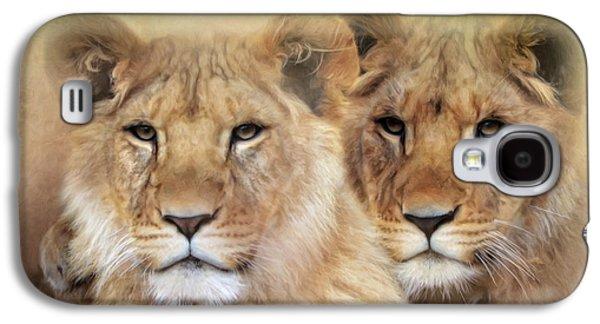 Little Lions Galaxy S4 Case
