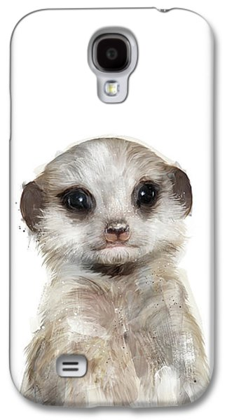 Little Meerkat Galaxy S4 Case