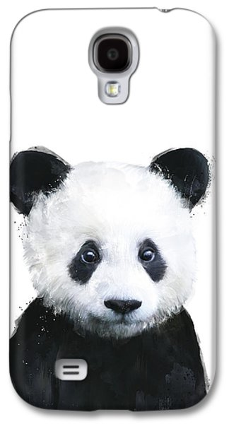 Galaxy S4 Case - Little Panda by Amy Hamilton