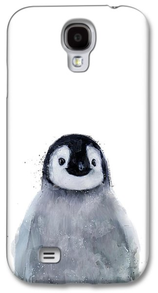 Penguin Galaxy S4 Case - Little Penguin by Amy Hamilton