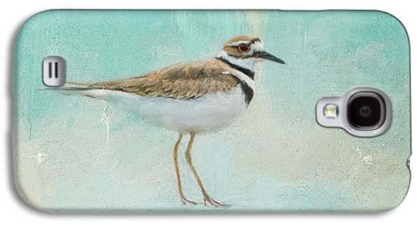 Little Seaside Friend Galaxy S4 Case by Jai Johnson