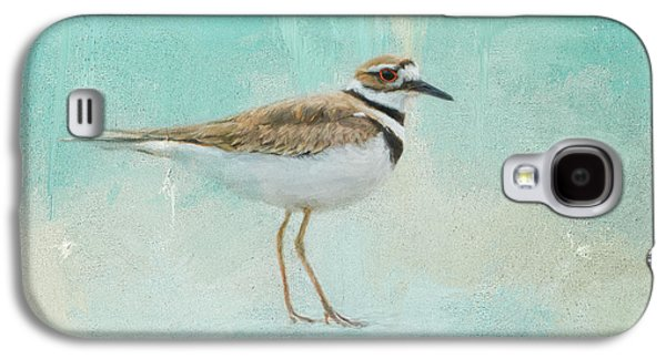 Killdeer Galaxy S4 Case - Little Seaside Friend by Jai Johnson