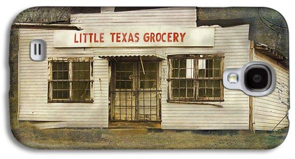 Little Texas Grocery Galaxy S4 Case