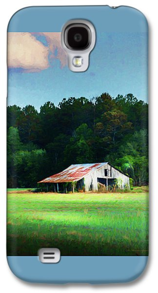 Little White Barn Galaxy S4 Case