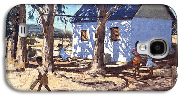 Little White House Karoo South Africa Galaxy S4 Case by Andrew Macara