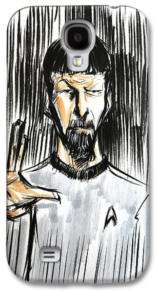 Live Long And Prosper...... Galaxy S4 Case