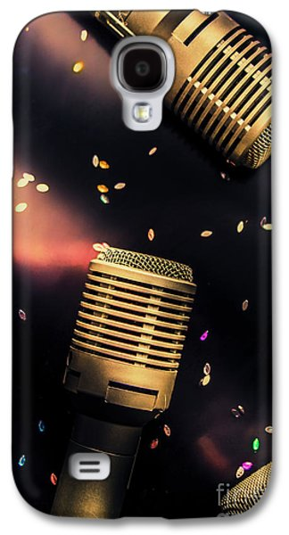 Live Musical Galaxy S4 Case by Jorgo Photography - Wall Art Gallery