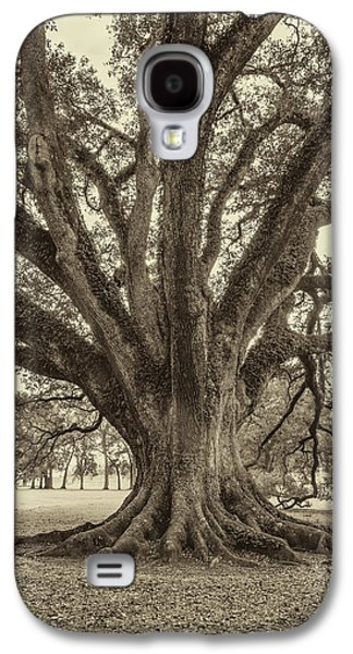 Living History Sepia Galaxy S4 Case