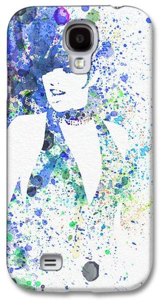 Liza Minnelli Cabaret Galaxy S4 Case by Naxart Studio