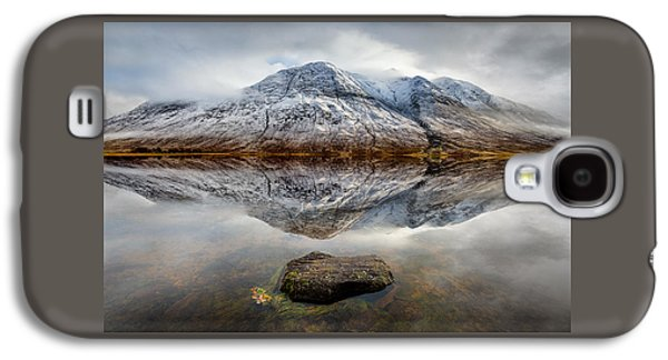 Loch Etive Reflection Galaxy S4 Case by Dave Bowman