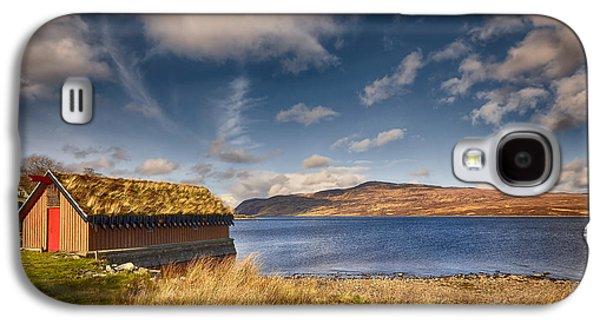 Loch Hope Galaxy S4 Case by Nichola Denny