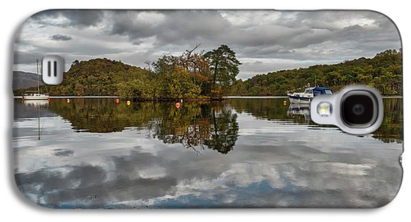 Loch Lomond At Aldochlay Galaxy S4 Case