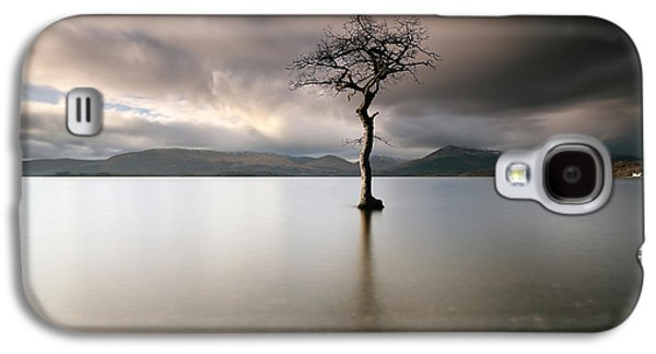 Loch Lomond Lone Tree Galaxy S4 Case