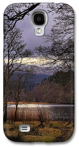 Galaxy S4 Case featuring the photograph Loch Venachar by Jeremy Lavender Photography