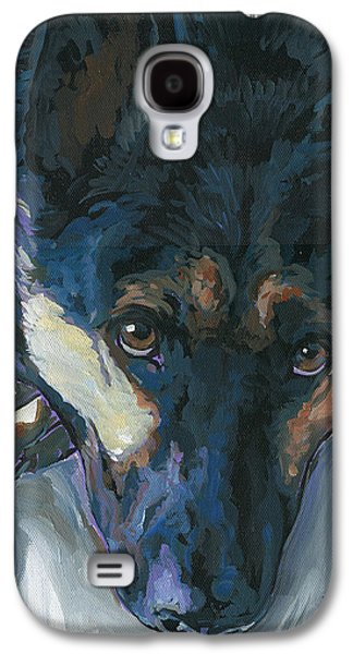 Logan Galaxy S4 Case
