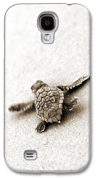 Loggerhead Galaxy S4 Case by Michael Stothard